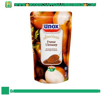 Unox Soep in zak franse uiensoep aanbieding