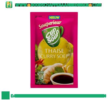 Soep souperieur Thaise currysoep aanbieding