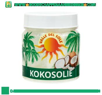 Valle del sole Kokosolie aanbieding
