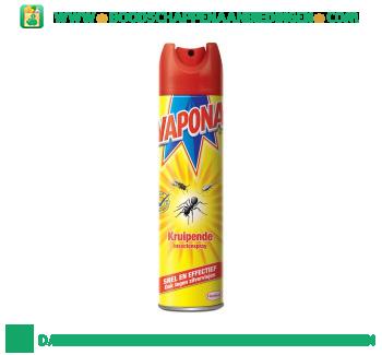 Vapona Kruipende insectenspray aanbieding