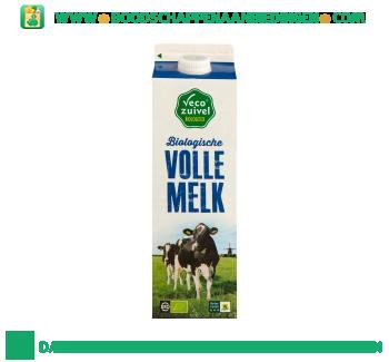 Vecozuivel Biologische volle melk aanbieding