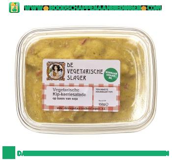 Vegetarische slager Kip kerrie salade aanbieding