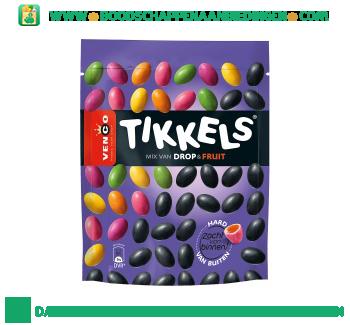 Venco Tikkels drop & fruit aanbieding