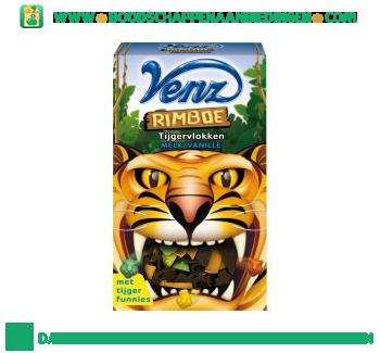 Venz Rimboe tijgervlokken melk & vanille aanbieding