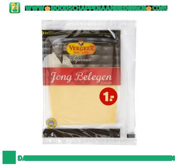 Vergeer Jong belegen kaas plakken aanbieding