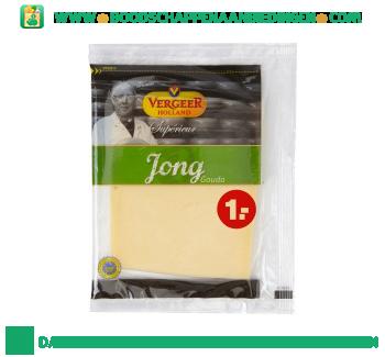 Vergeer Jonge kaas plakken aanbieding