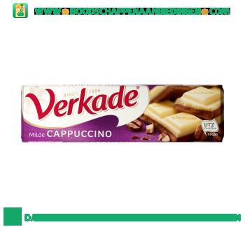 Verkade Chocoladereep cappuccino aanbieding