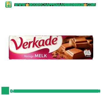 Verkade Chocoladereep melk aanbieding