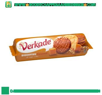 Verkade Digestive karamel aanbieding