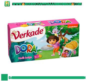 Verkade Dora vanillekoekjes aanbieding
