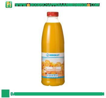 Vers sinaasappelsap aanbieding