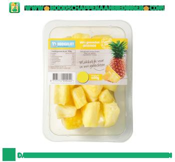 Verse ananas aanbieding