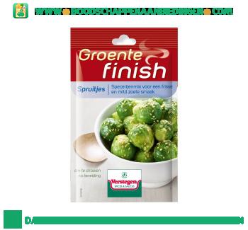 Verstegen Groentefinish voor spruitjes aanbieding