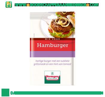 Verstegen Kruidenmix hamburger aanbieding