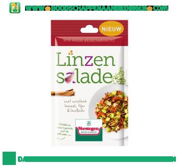 Verstegen Mix voor vegetarische linzen salade aanbieding