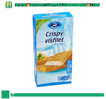 Vismarine Crispy visfilet aanbieding