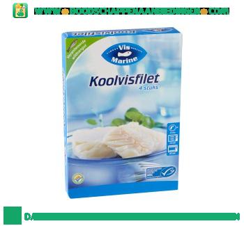 Vismarine Koolvisfilets aanbieding