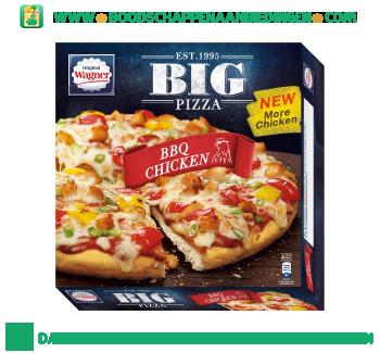 Wagner Big pizza bbq-chicken aanbieding