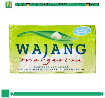 Wajang Margarine aanbieding