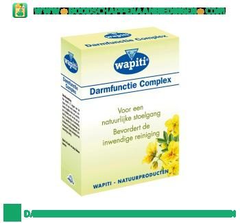Wapiti Darmfunctie tabletten aanbieding