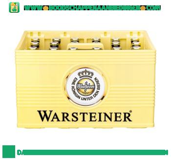 Warsteiner Krat 24 flesjes 0.30 liter aanbieding