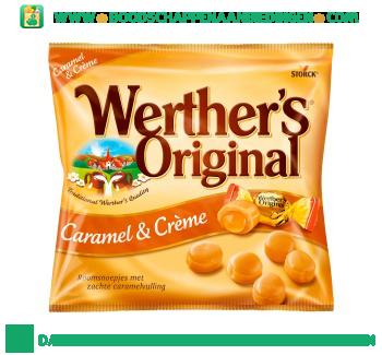 Original caramel & creme aanbieding