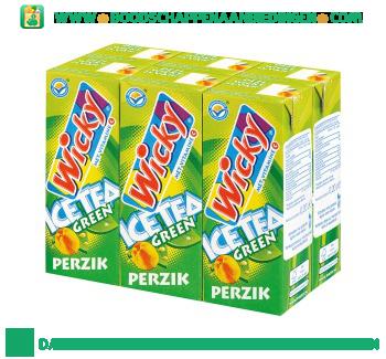 Wicky Ice tea 6-pak aanbieding
