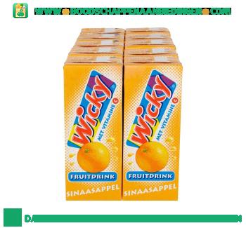 Wicky Sinaasappel 10-pak aanbieding