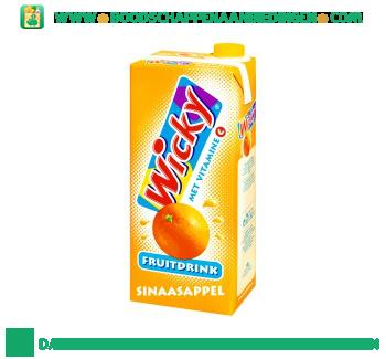 Wicky Sinaasappel pak aanbieding