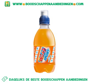 Wicky Sportdrink orange aanbieding