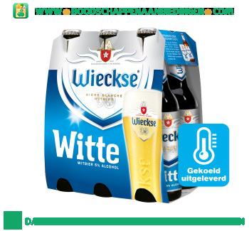 Wieckse Witte pak 6 flesjes aanbieding