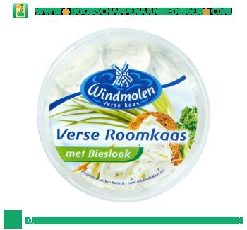 Windmolen Verse roomkaas met bieslook aanbieding