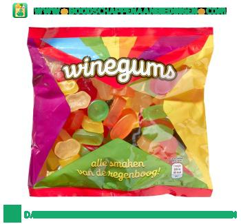 Winegums aanbieding