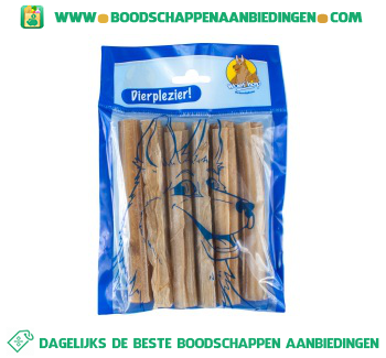 Woefhap Pressed sticks aanbieding