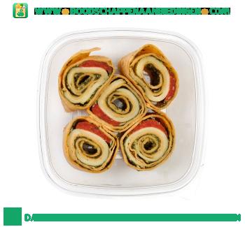 Wraps mozzarella tomaat aanbieding