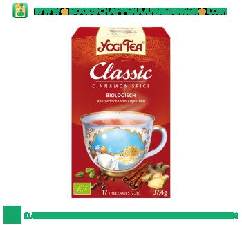 Yogi Tea Classic aanbieding