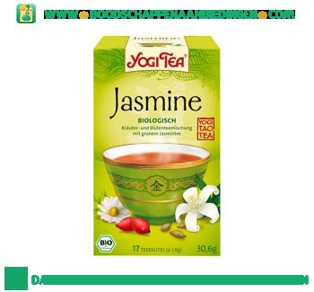 Yogi Tea Jasmine tao thee aanbieding