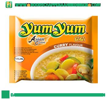 Yum Yum Bamisoep curry aanbieding