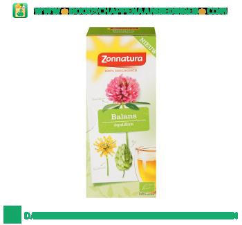 Zonnatura Biologische balans thee aanbieding