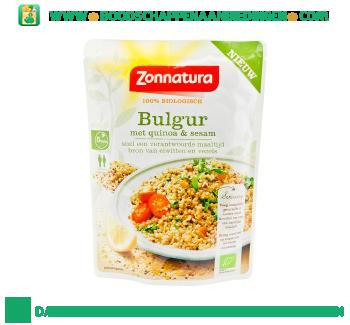 Bulgur quinoa sesam aanbieding