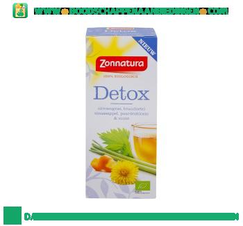 Zonnatura Detox citroengras aanbieding