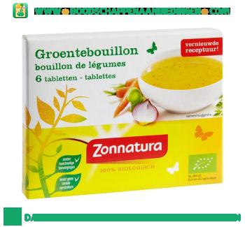 Zonnatura Groente bouillon aanbieding