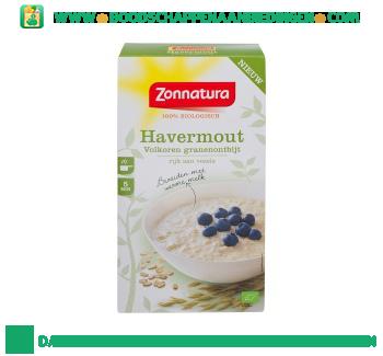 Zonnatura Havermout aanbieding