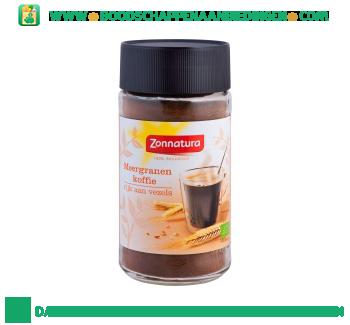 Zonnatura Meergranenkoffie aanbieding