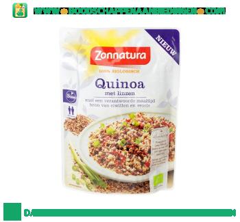 Zonnatura Quinoa linzen aanbieding