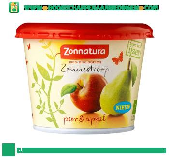 Zonnatura Zonnestroop peerr & appel aanbieding