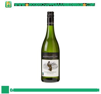Zuid-Afrika Koopmanskloof chardonnay aanbieding