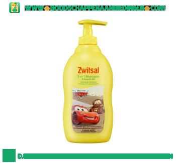 Zwitsal Baby Boys 2 in 1 Shampoo & Douche Gel aanbieding