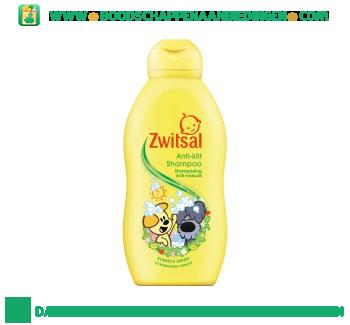 Zwitsal Baby Woezel & Pip anti-klit shampoo aanbieding