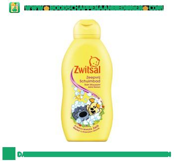 Zwitsal Baby Woezel & Pip badschuim aanbieding